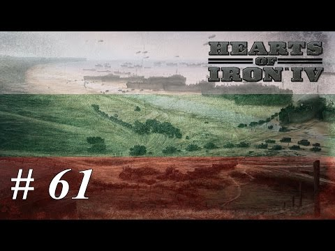Let's play Hearts of Iron IV - Bulgaria: Part 61 The C.C.C  