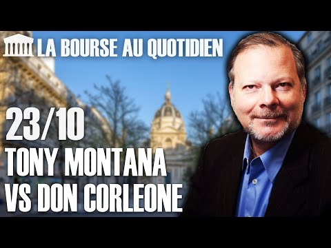 Bourse au Quotidien - Tony Montana VS Don Corleone