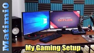 My Gaming Setup - Office Tour