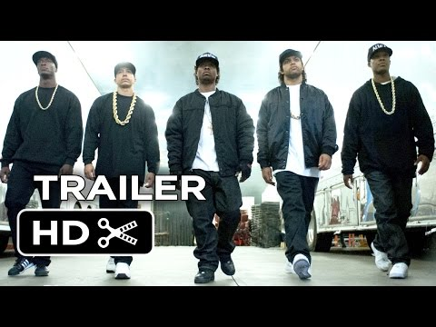 Straight Outta Compton Official Trailer #1 (2015) - Ice Cube