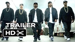 Straight Outta Compton Official Trailer #1 (2015) - Ice Cube, Dr. Dre Movie HD