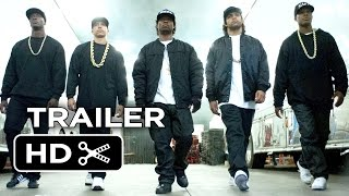 Straight Outta Compton Official Trailer #1 (2015) - Ice Cube, Dr. Dre Movie HD thumbnail