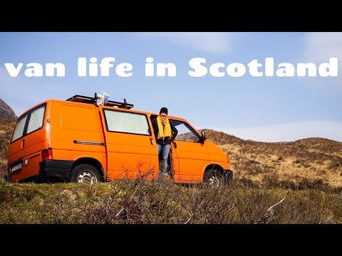 Is Scotland The Best Country For Van Life? | Ep. 20