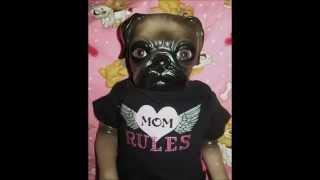 Reborn Pug For Sale (sold)