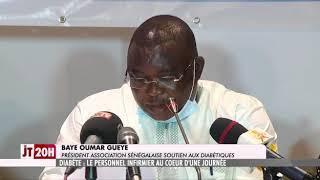 Prise en charge des traitements du diabète au Sénégal