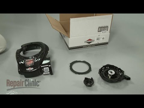 Recoil Starter Assembly - Briggs & Stratton Engine