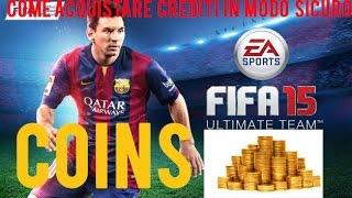 FIFA 15 ULTIMATE TEAM Come Acquistare Crediti In modo Sicuro Rapido Ed Economico