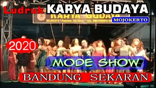 Download 04. MODE SHOW _  LUDRUK KARYA BUDAYA MOJOKERTO 12 SEPTEMBER 2020