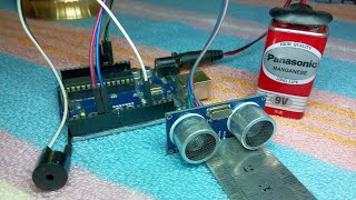 Ultrasonic Sensor and Arduino uno || Arduino bangla tutorial || Part-1|| project bangla