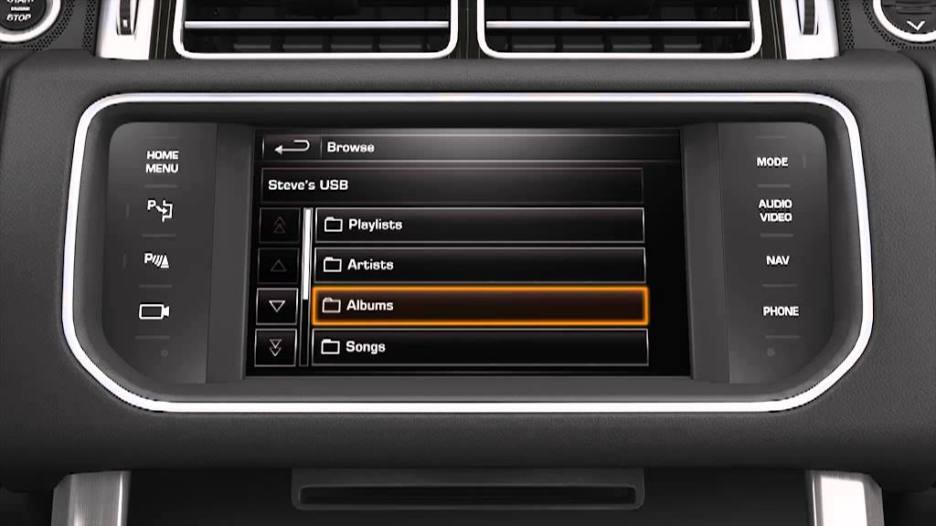 14 my range rover sport audio connectivity system usb. Black Bedroom Furniture Sets. Home Design Ideas