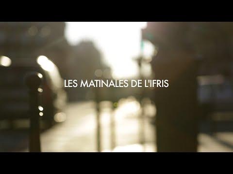 """11ème Matinale de l'IFRIS - """"La mondialisation des risques sanitaires et environnementaux"""""""