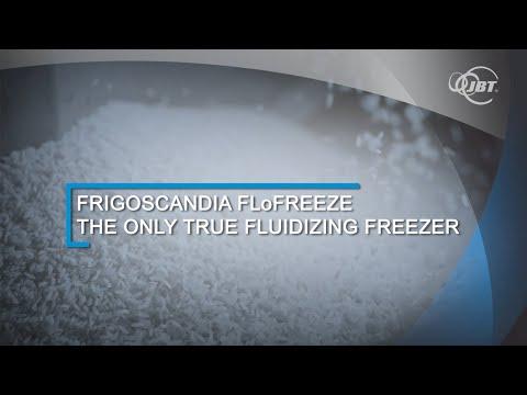 Frigoscandia FLoFREEZE® IQF