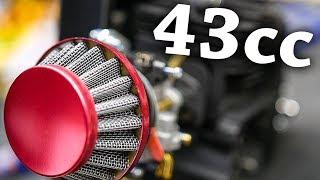 Мопед Своими Руками - Двигатель (Реставрация)