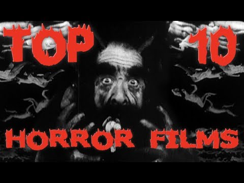 Top 10 Favorite Horror Movies Of All Time