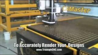 Triumph CNC  and Laser Shop
