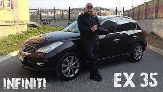 Обзор INFINITI EX 35. Быстрый кроссовер за 900 тыс.руб.