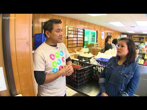 Seattle's Asian Counseling & Referral Service Food Bank