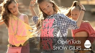 Open Kids Show Girls Karaoke (минус)