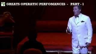 Di Rigori Armato Il Seno - Der Rosenkavalier - R. Strauss - Piotr Beczala - Greats Operatic Performa
