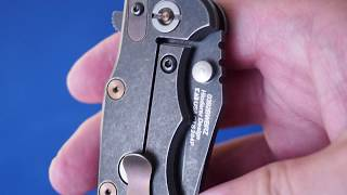Zero Tolerance 0392BWBRZ Limited Edition Made in USA