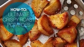 How to make Ultimate Crispy Roast Potatoes | Canadian Living