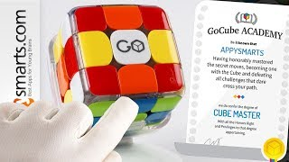 Go Cube - STEM toy unboxing and demo + beginners tutorial