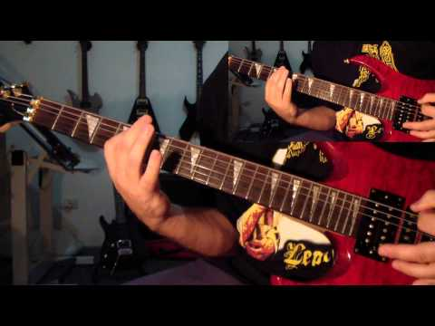Bloodbath - Blasting the Virginborn (guitar cover) mp3