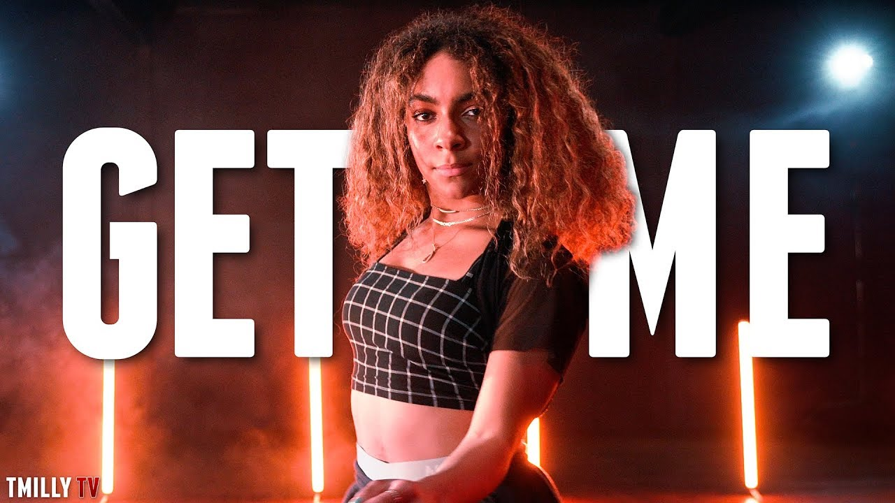 Justin Bieber - Get Me ft Kehlani - Heels Choreography by Cat Rendic - ft Charlize Glass