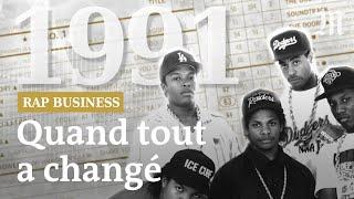 Pourquoi l'année 1991 a changé la face du rap - RAP BUSINESS ep.1