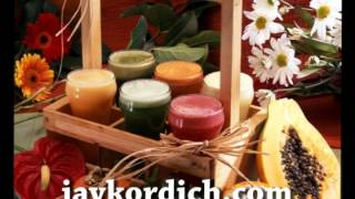 Jay Kordich Audio on Juicing