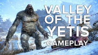 Far Cry 4: Valley of the Yetis gameplay - Do you wanna hunt a snowman?