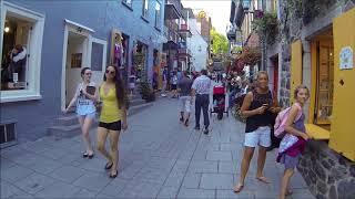 Quebec City street view