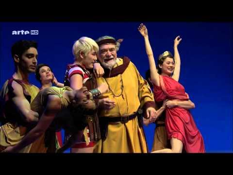 KANGMIN JUSTIN KIM Au cabaret du labyrinthe (LA BELLE HÉLÈNE