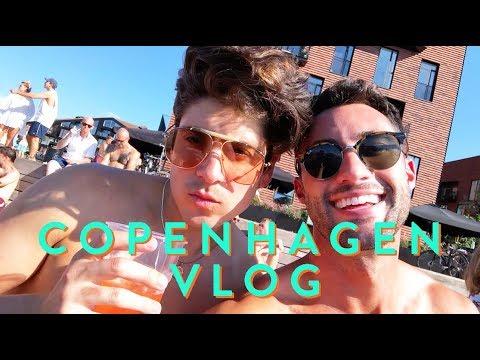 72 Hours In Copenhagen | VLOG | BROCK + CHRIS