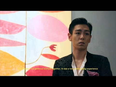 HDENG subs TTTOP x Sotheby's in HK: exclusive  with T.O.P for ArtAsiaPacific magazine