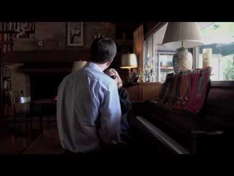 Adam Swanson Plays the Piano for Movie Star Mary Carlisle