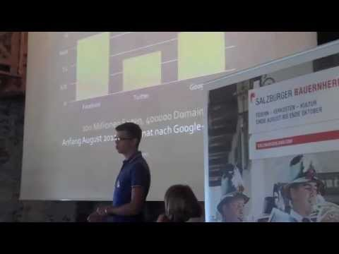 Castlecamp Kaprun - Social SEO Teil 1