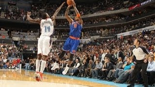 J.R. Smith's Top 10 Plays of 2012-2013 Regular Season