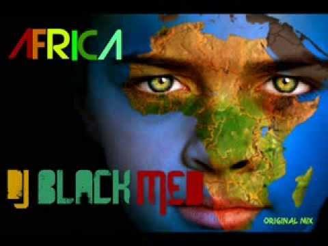 DJ BLACK MED - Africa - Original Mix