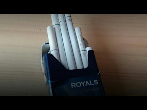 Обзор сигарет ROYALS