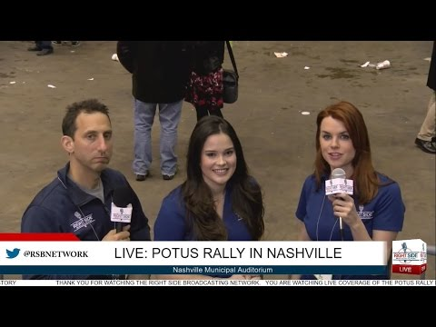 LIVE Stream: President Donald Trump Holds Rally in Nashville, TN 3/15/17