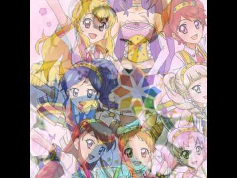 Aikatsu💖💖 Chu Chu Rainbow