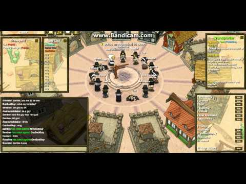 Chaotic Chat-Town Of Salem Ep1Pt1