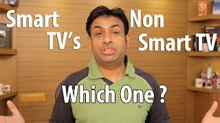 Purchasing Decisions : Smart TV or Non Smart TV Which Is Better?