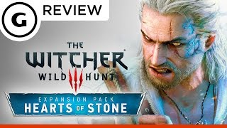 Hearts of Stone Review - The Witcher 3: Wild Hunt