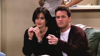 "Friends - Joey's porno movie (""There i am"")"