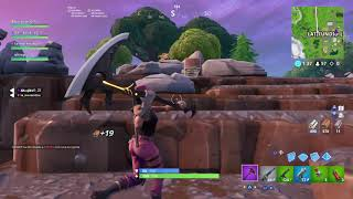 The biggest bug of the season 8 fortnite (instant death)