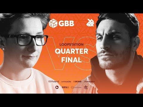RYTHMIND vs BALANCE | Grand Beatbox Battle 2019 | LOOPSTATION 1/4 Final