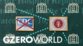 Partisanship & Lack of Consistent Data Hurt US COVID-19 Response | Dr. Tom Frieden | GZERO World