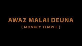 Awaz Malai Deuna - ( Monkey Temple)